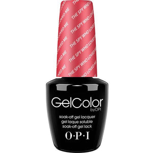 OPI GelColor, D25, The Spy Who Loved, 0.5oz