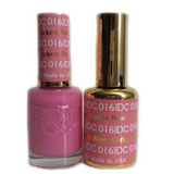 DC Nail Lacquer And Gel Polish (New DND), DC016, Darken Rose, 0.6oz