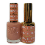 DC Nail Lacquer And Gel Polish (New DND), DC111, Sweet Yam, 0.6oz