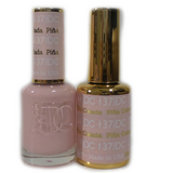 DC Nail Lacquer And Gel Polish (New DND), DC137, Pina Colada, 0.6oz