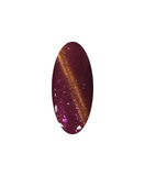 DC Gel Polish Cat Eyes Collection, 017, Shy Snowshoe, 0.6oz