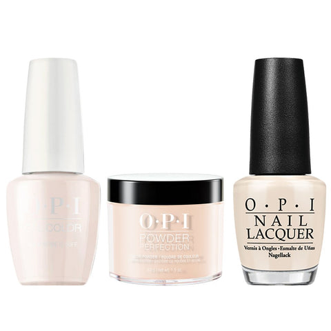 OPI 3in1, S86, Bubble Bath