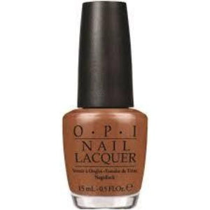 OPI Nail Lacquer, NL F53, A Piers To Be Tan
