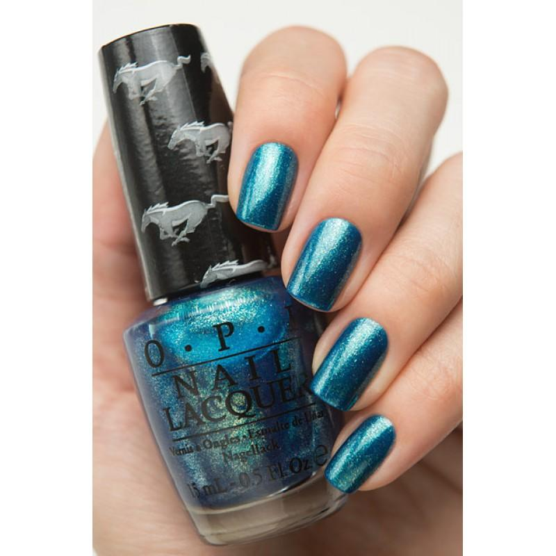 OPI Nail Lacquer, NL F71, The Sky's My Limit