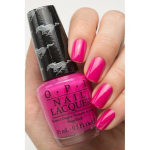 OPI Nail Lacquer, NL F72, Girls Loves Ponies
