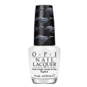 OPI Nail Lacquer, NL F73, Angel with a Leadfoot