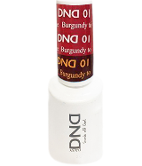 DND Mood Change Gel Polish, D01, Burgundy to Red Wine 0.5oz