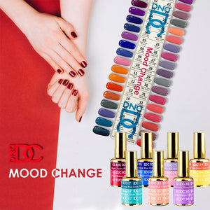DC Gel Mood Change Collection, 0.6oz, Full line of 36 colors (From 01 To 36)