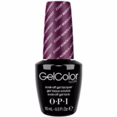 OPI GelColor, G18, Every Month Is Oktoberfest, 0.5oz