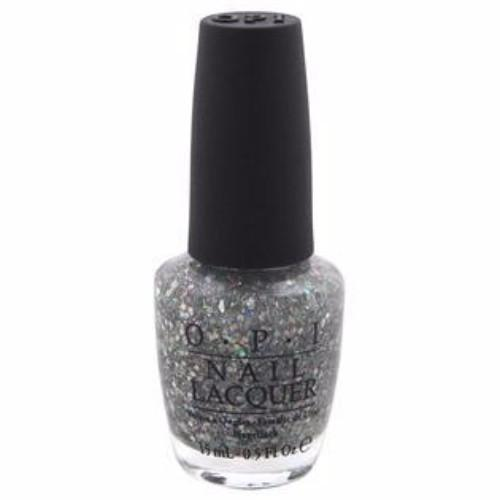 OPI Nail Lacquer, NL G37, Desperately Seeking Sequins