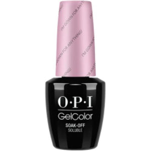 OPI GelColor, BA04, I'm Gown For Any Thing,  0.5oz