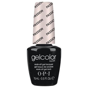 OPI GelColor, H19, Passion, 0.5oz