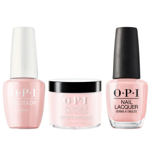 OPI 3in1, H19, Passion