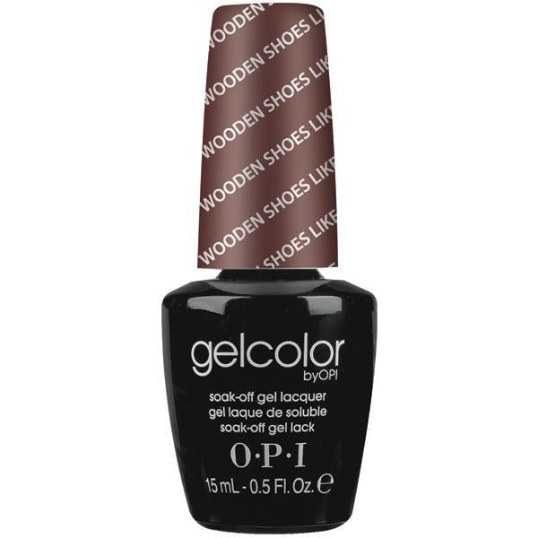 OPI GelColor, H64, Wooden Shoe Like to Know, 0.5oz