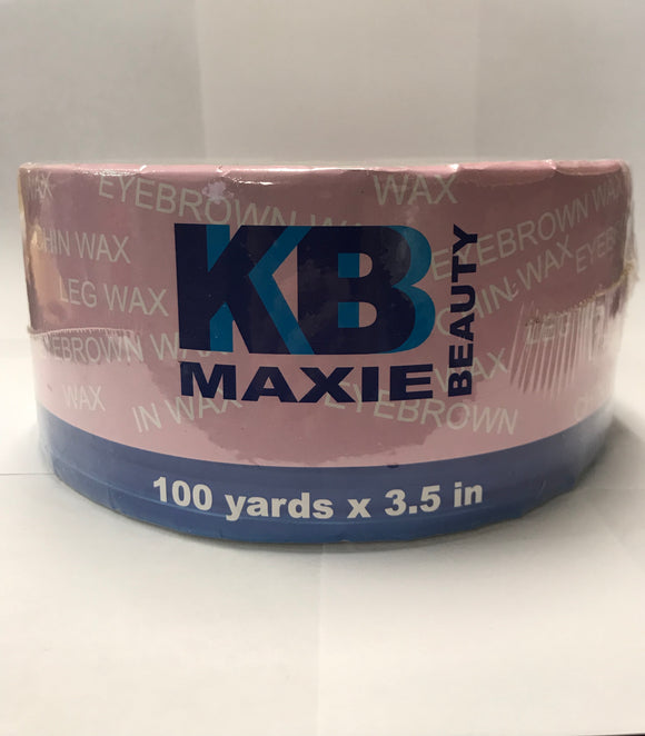 KB Maxie Beauty Waxing Muslin Roll