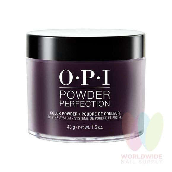 OPI Dipping Powder, DP W42, Lincoln Park After Dark, 1.5oz