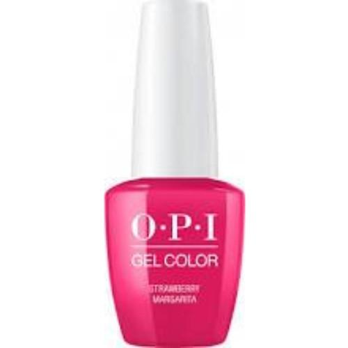 OPI GelColor, M23, Strawberry, 0.5oz
