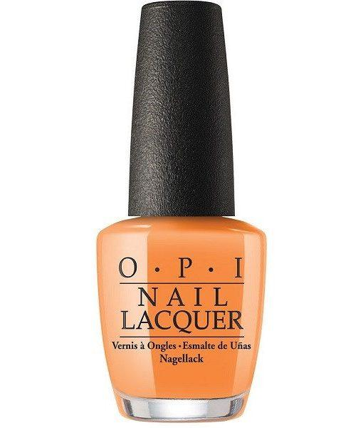OPI Nail Lacquer, Fiji Collection, No Tan Lines , NL F90