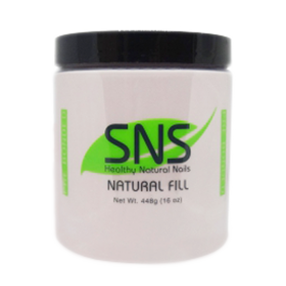 SNS Dipping Powder, 06, Natural Fill, 16oz