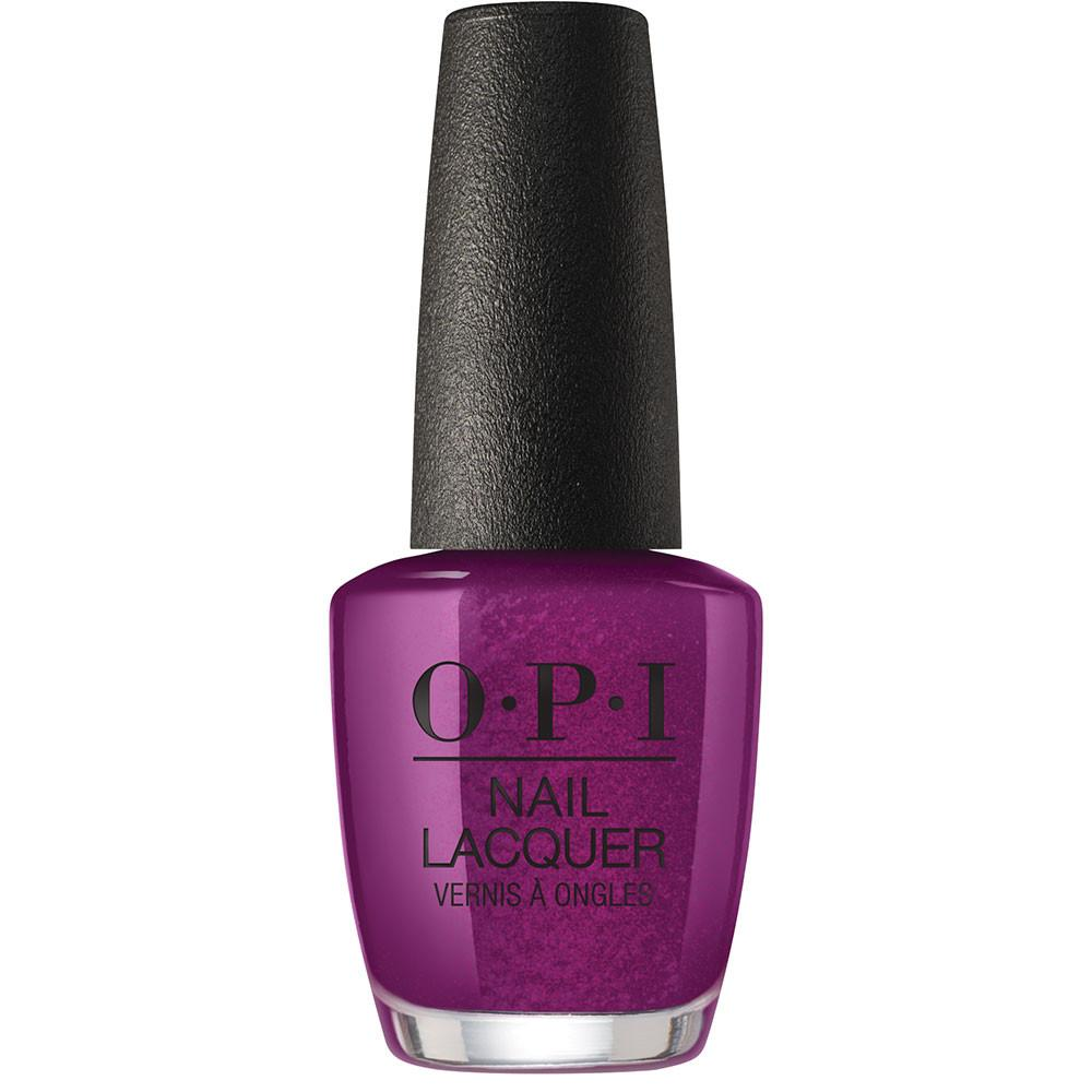 OPI Nail Lacquer 4, Love OPI XOXO Collection, HRJ05, Feel The Chemis-Tree,  0.5oz