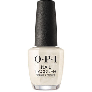 OPI Nail Lacquer 4, Love OPI XOXO Collection, HRJ01, Snow Glad I Met You, 0.5oz