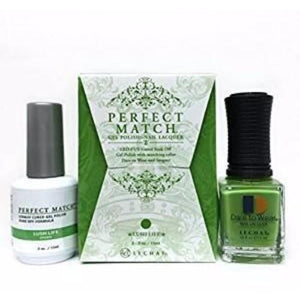 LeChat Perfect Match Nail Lacquer And Gel Polish, PMS178, Lush Life, 0.5oz