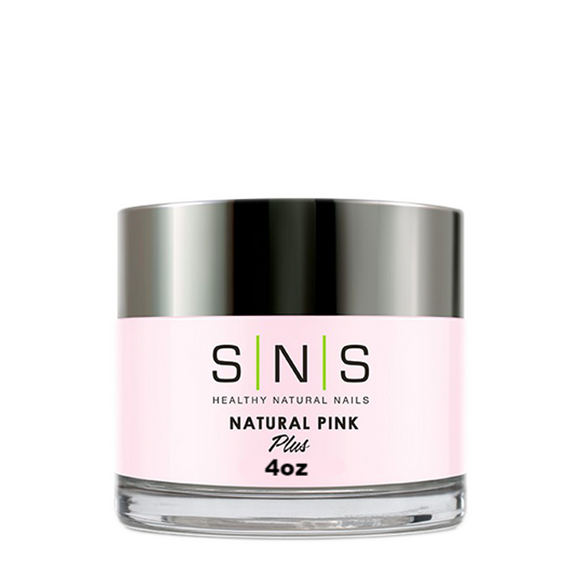 SNS Dipping Powder, 09, Natural Pink, 4oz