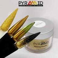 Pyramid Dipping Powder, 2oz, CHROME Collection | 37