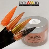 Pyramid Dipping Powder, 2oz, CHROME Collection | 38