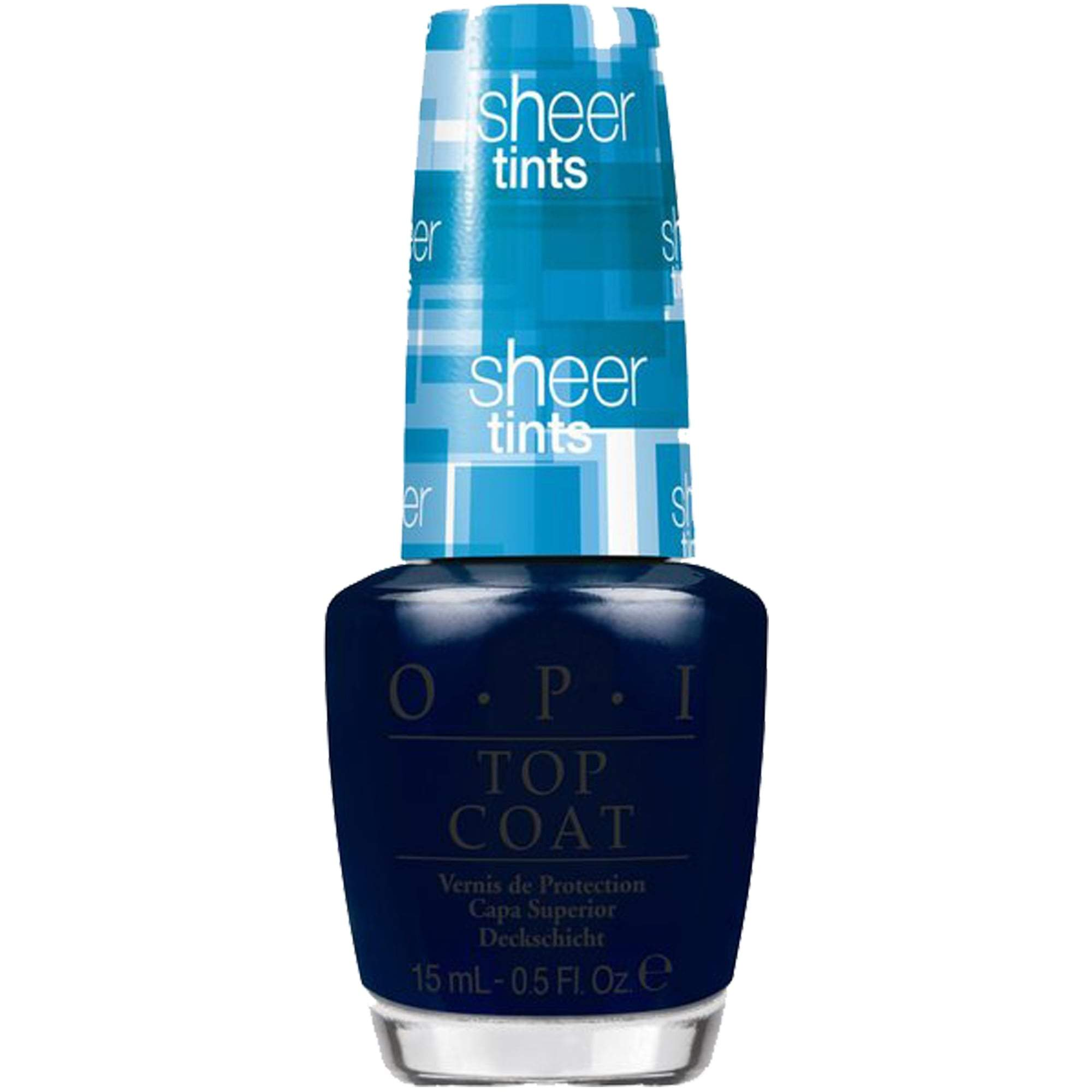 OPI Nail Lacquer, NL S04, Sheer Tint Collection, I Can Teal You Like Me
