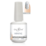 Cre8tion Stone Gel Polish, ST03, 0916-0729, 0.5oz