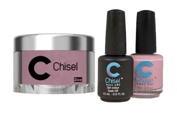 CHISEL 3in1 Duo + Dipping Powder (2oz) - SOLID 79