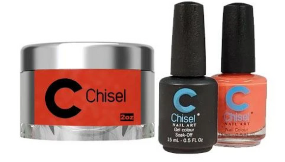 CHISEL 3in1 Duo + Dipping Powder (2oz) - SOLID 87