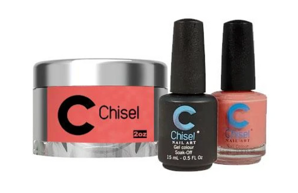 CHISEL 3in1 Duo + Dipping Powder (2oz) - SOLID 94