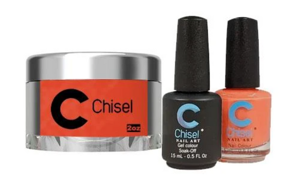 CHISEL 3in1 Duo + Dipping Powder (2oz) - SOLID 95