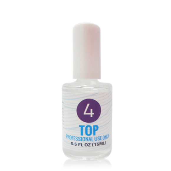 Chisel GEL TOP #4, 0.5oz
