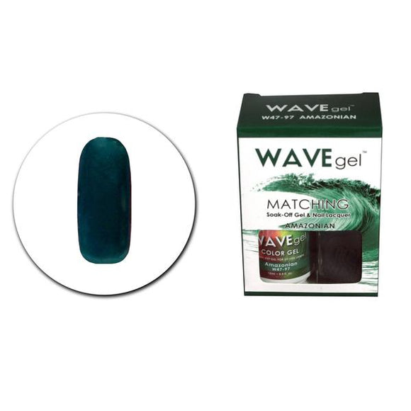 WAVEGEL 3IN1- W97 AMAZONIAN
