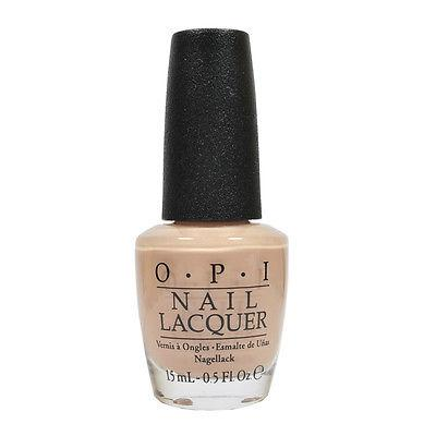 OPI Nail Lacquer, NL W57, Pale To the Chief