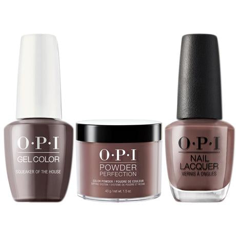 OPI 3in1, DGLW60, Squeaker Of The House