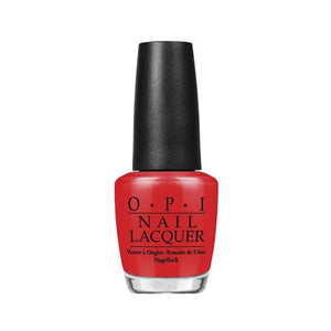 OPI Nail Lacquer, NL A16, Femme Fatales Collection, The Thrill of Brazil