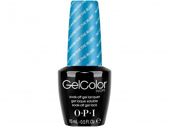 OPI GelColor, B83, No Room for the Blue, 0.5oz