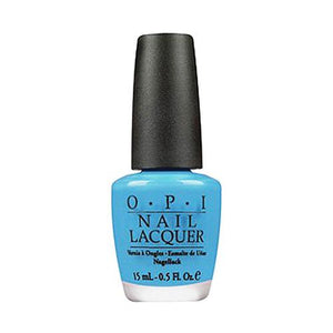 OPI Nail Lacquer, NL B83, Showstoppers Collection, No Room For The Blues
