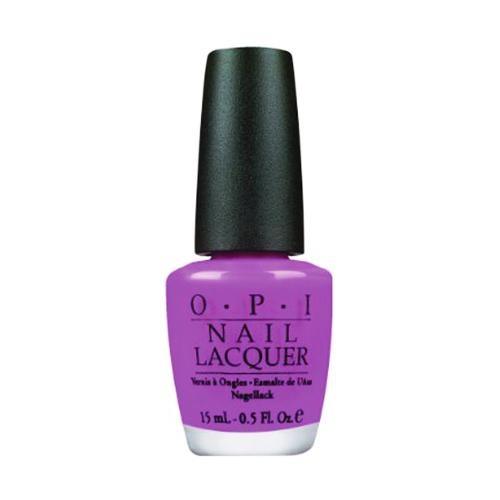 OPI Nail Lacquer, NL B87, Romantic Collection, A Grape Fit