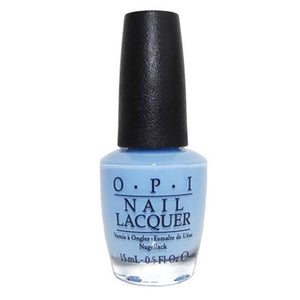 OPI Nail Lacquer, NL BA01, Alice Through The Looking Glass Collection, The I's Have It