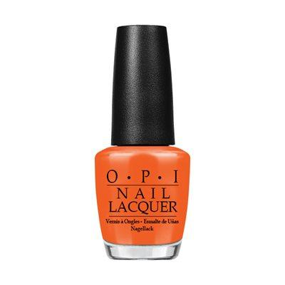OPI Nail Lacquer, NL BB09, Pants on Fire!