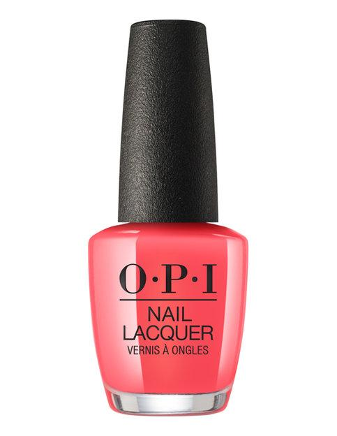 OPI Nail Lacquer, NL BC02, No Doubt About It