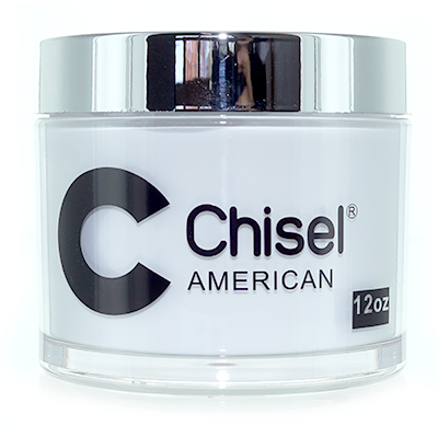 Chisel 2in1 Dipping Powder, AMERICAN, 12oz