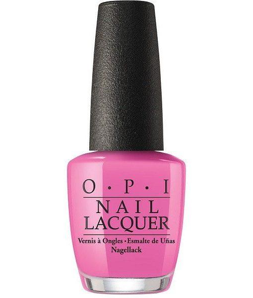 OPI Nail Lacquer, Fiji Collection, Two – Timing The Zones, NL F80