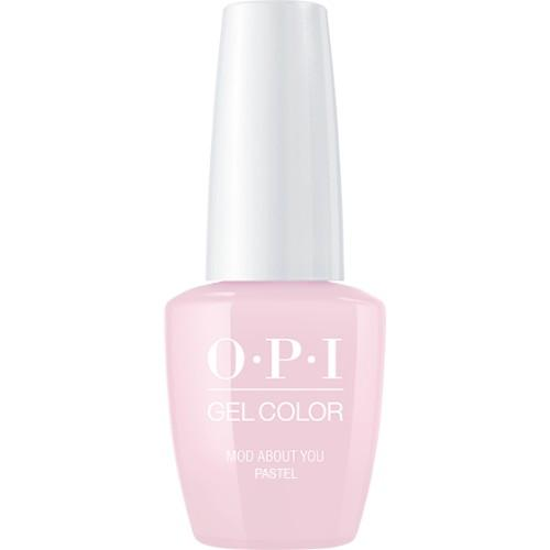 OPI GelColor, GC106, Pastel - Mod About You, 0.5oz