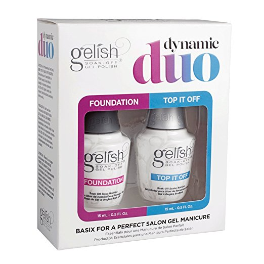 Gelish Gel 0.5oz, Dynamic DUO